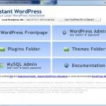 【レビュー】Instant WordPressなら,ローカル構築が5分で!!