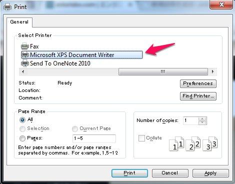 XPS Printer (2)