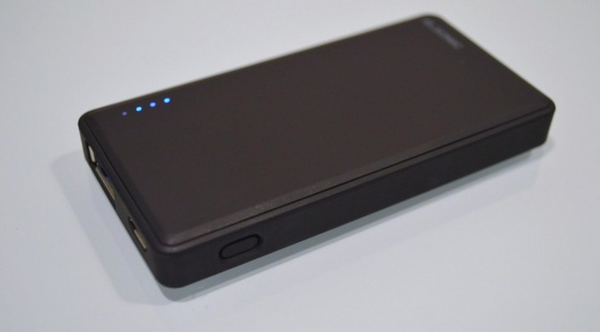 ノジマで,500円のモバイルバッテリーを買ってみた