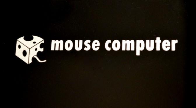 マウスコンピューターから、ショップ評価でQUOカードが届いた!!