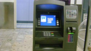 atm for withdrawing